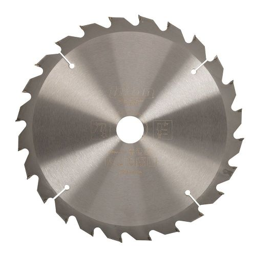 Triton 345208 Woodworking Saw Blade 250mm x 30mm 24 Teeth